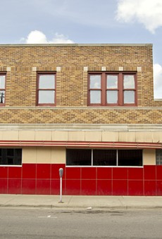 The former Elbow Room.