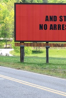 Three Billboards Outside Ebbing, Missouri is already one of the best movies of the year
