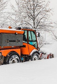 In light of snowmaggedon, Detroit plans to plow the roads