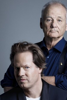 Bill Murray will read to audiences on new tour that's coming to Detroit