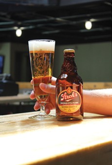 Stroh's is developing a new IPA called Perseverance