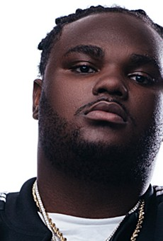 Rapper Tee Grizzley is hosting a screening of Black Panther in Detroit this weekend