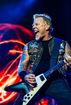 Metallica will close out their upcoming tour with a stop in Grand Rapids