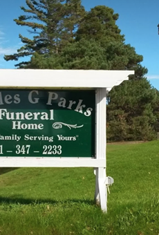 Yet another disgusting Michigan funeral home has been shut down