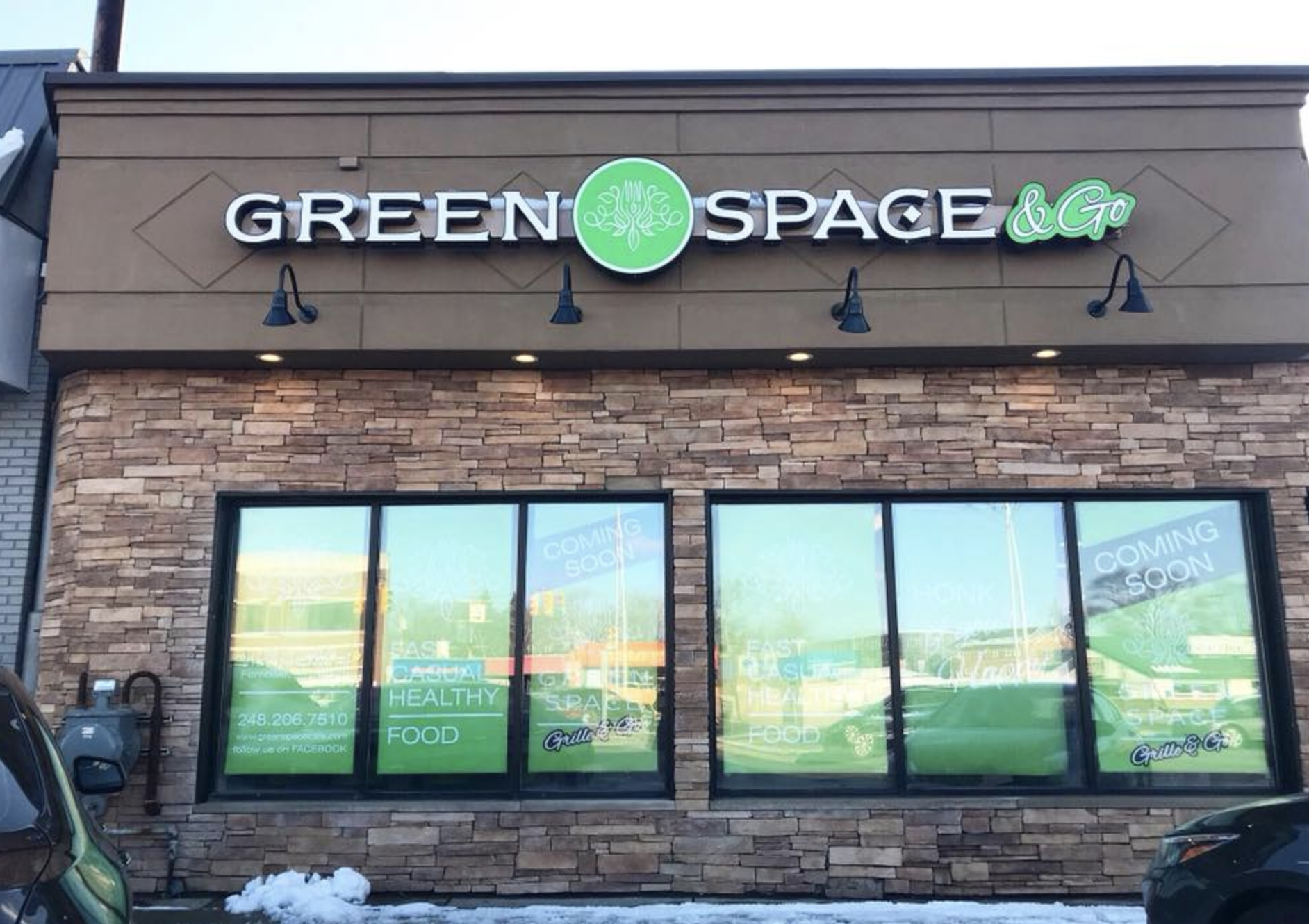 Plant-based restaurant GreenSpace opens a fast casual concept in ...