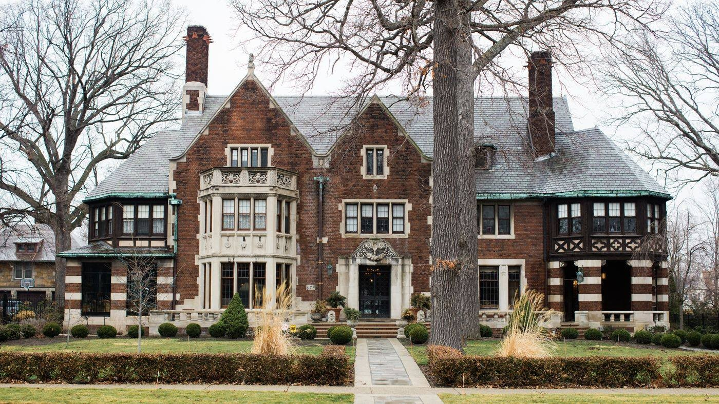 Fisher Mansion Tours
