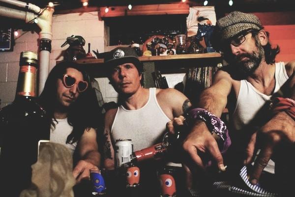 The Muggs on this upcoming Spanish tour will be (from left) Zach Pliska, Tony DeNardo, and Danny Methric. - PHOTO COURTESY THE MUGGS