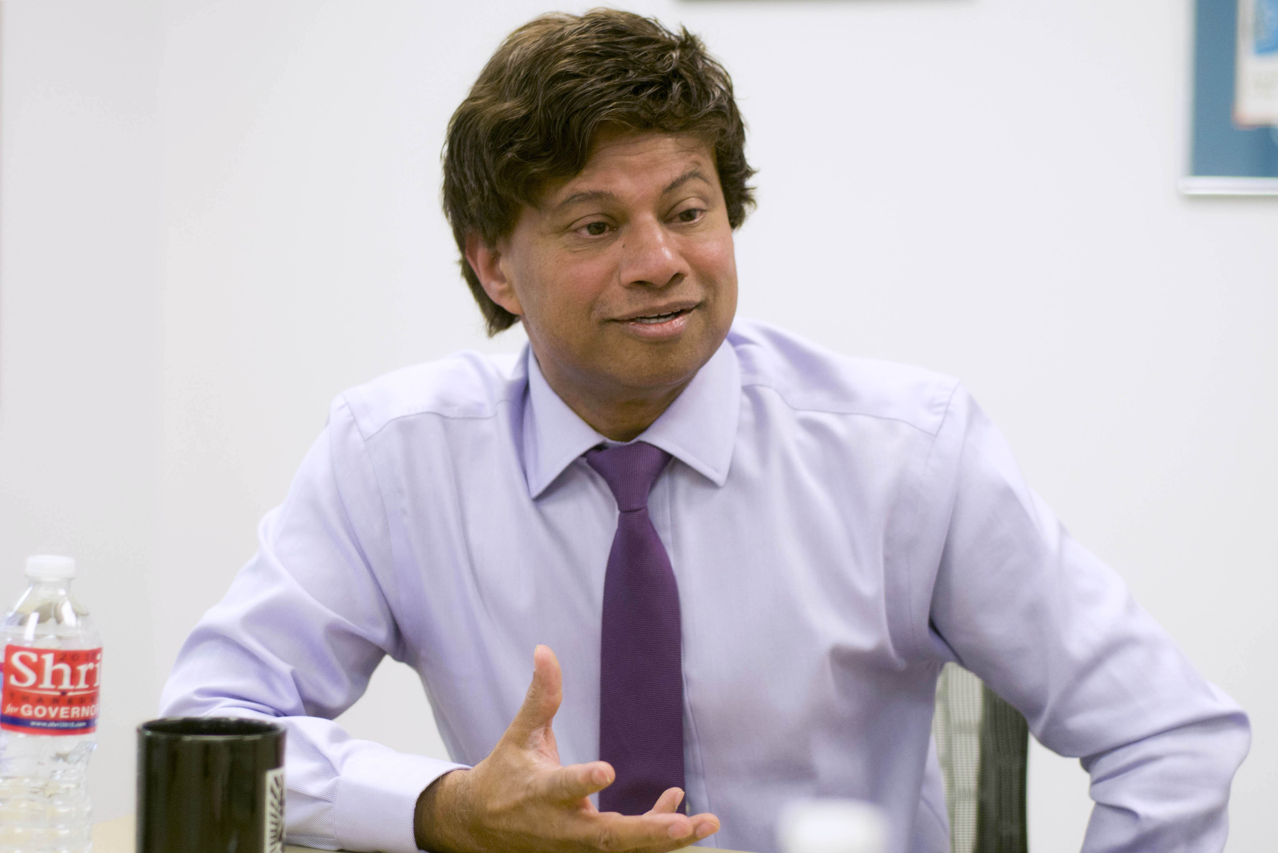 Nothing Humorous About Shri Thanedar Challenging El-Sayed's Eligibility