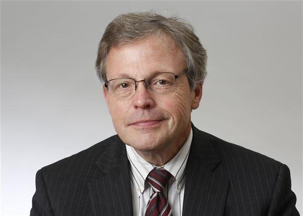 Former Metro Times columnist Jack Lessenberry. - COURTESY PHOTO