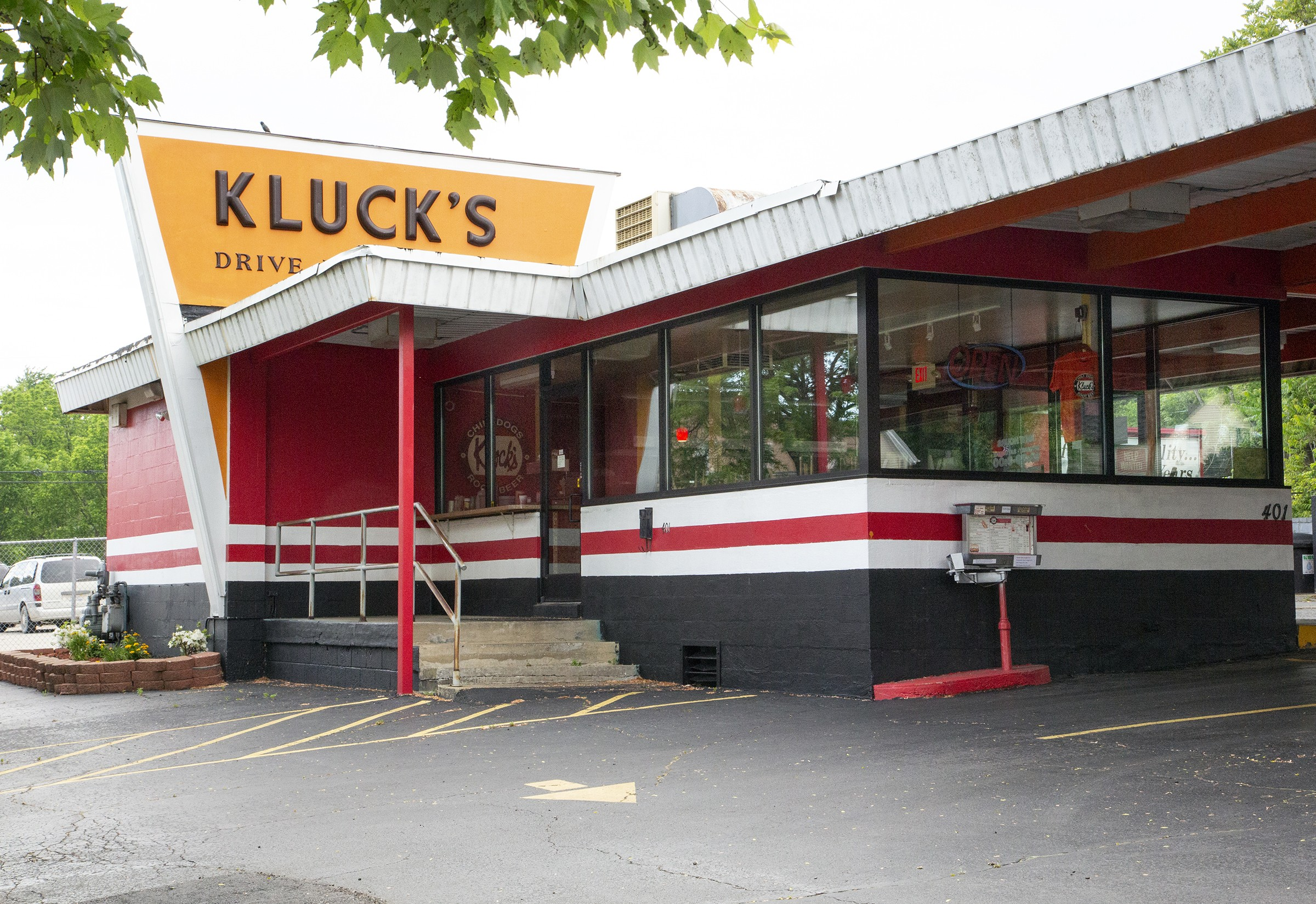 Click To Enlarge Kluck S Drive In Ypsilanti Kate De Fuccio
