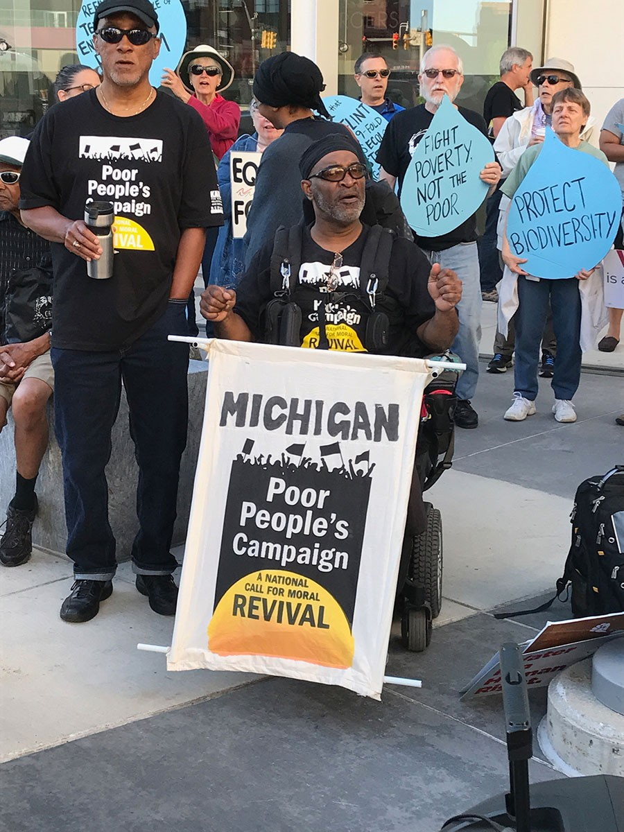 Why We Need The Michigan Poor People S Campaign Stir It Up Detroit Detroit Metro Times