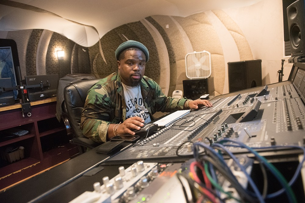 How Detroit rapper P8tience fought through poverty to make a career out of music