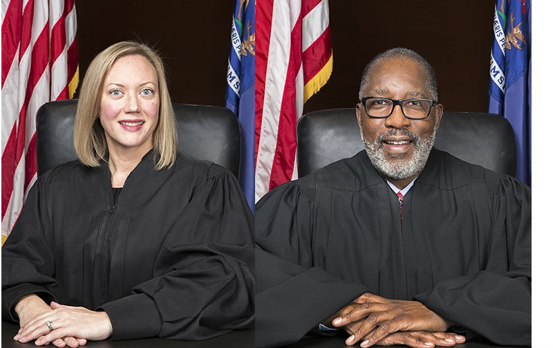 PHOTOS COURTESY OF MICHIGAN SUPREME COURT