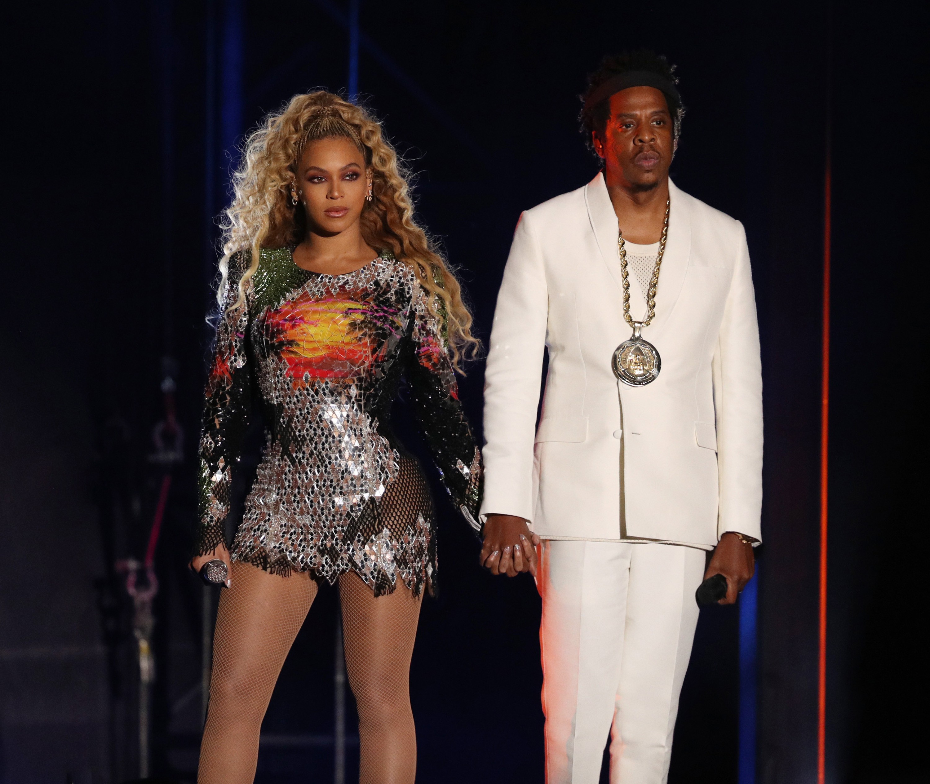 8e8c7443039 Beyoncé and Jay-Z command respect at Detroit's Ford Field | City Slang