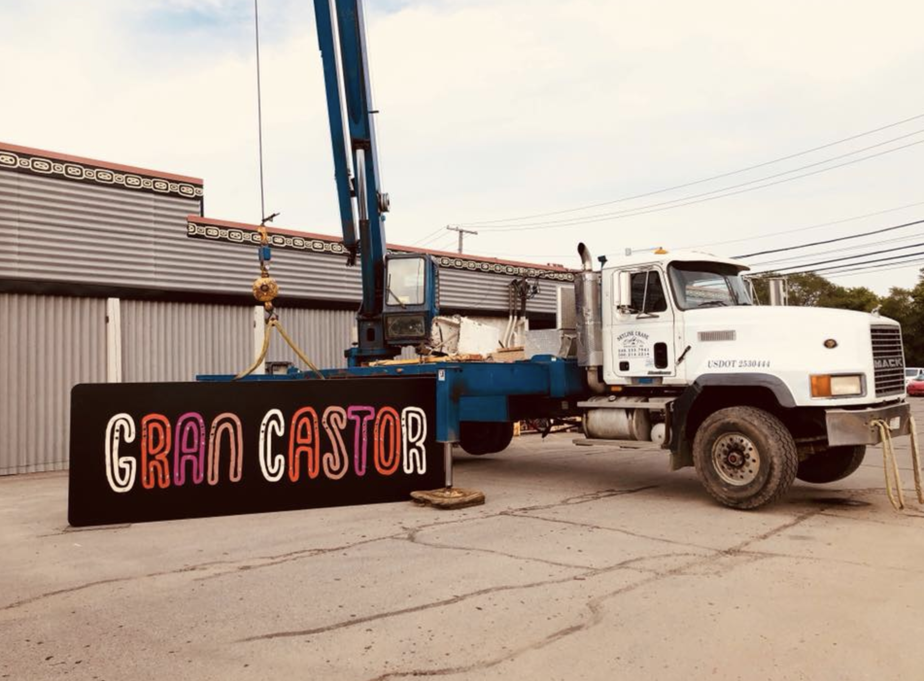 Vinsetta Garage Owners Open Latin Restaurant Gran Castor Great