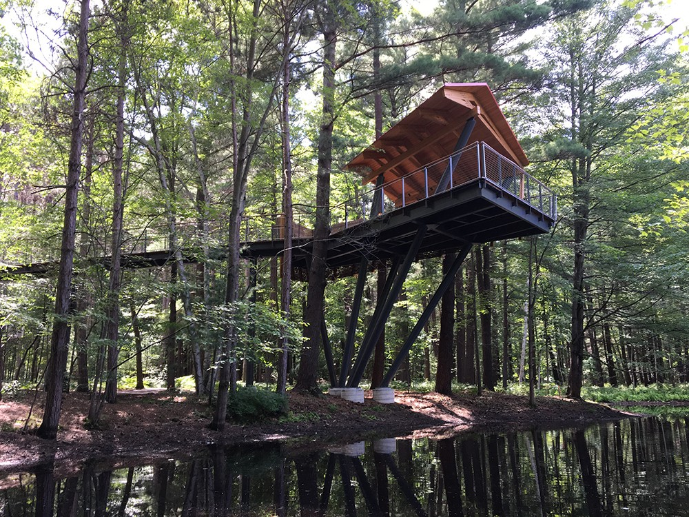 This Michigan 'nature playscape' looks pretty wild | Fall