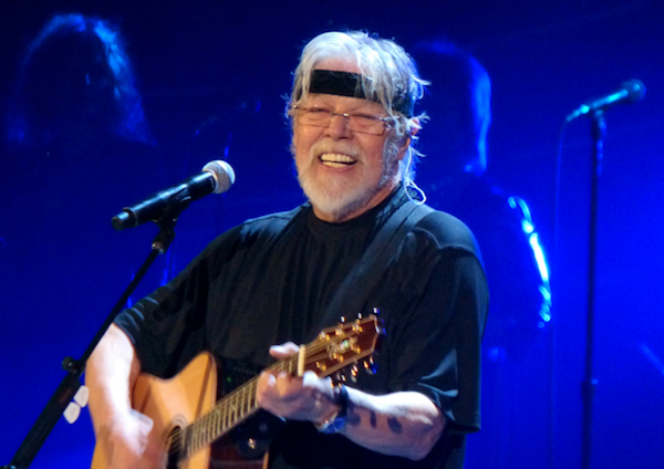 Bob Seger performing in 2013. - PHOTO BY ADAM FREESE, FROM WIKIPEDIA