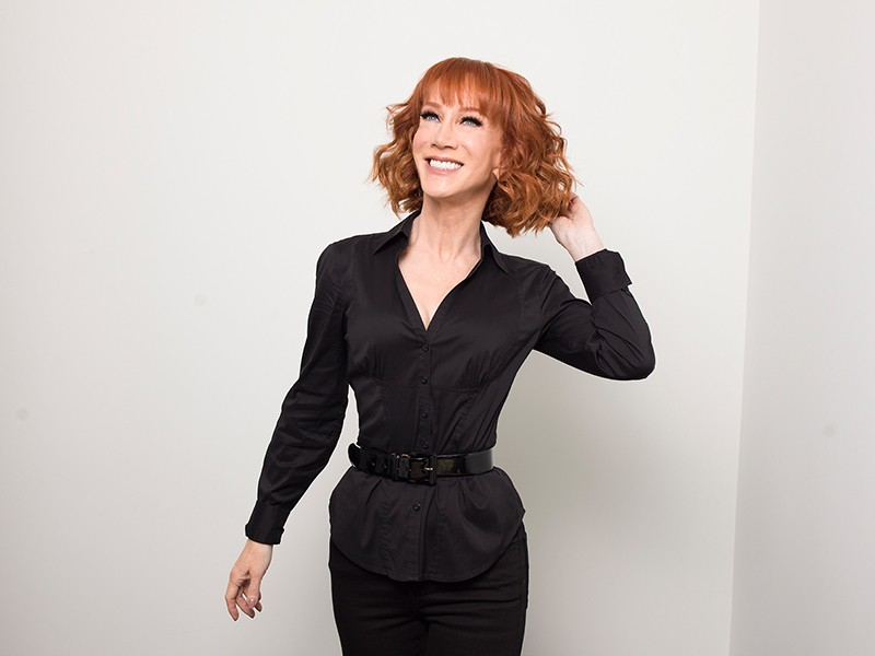 Sex kathy griffin pussy shot