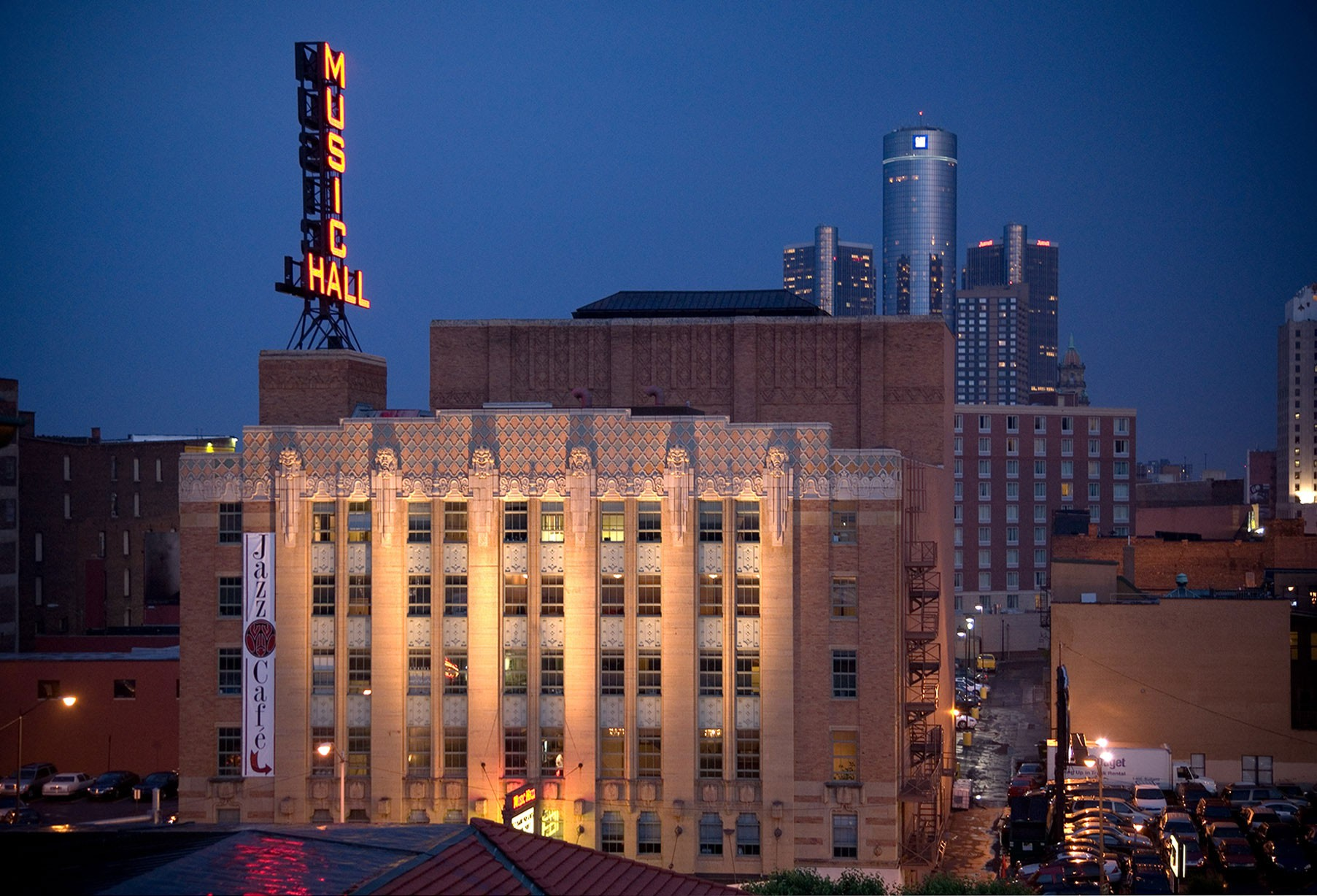 Detroits Music Hall Celebrate 90th Anniversary With Museum Archive
