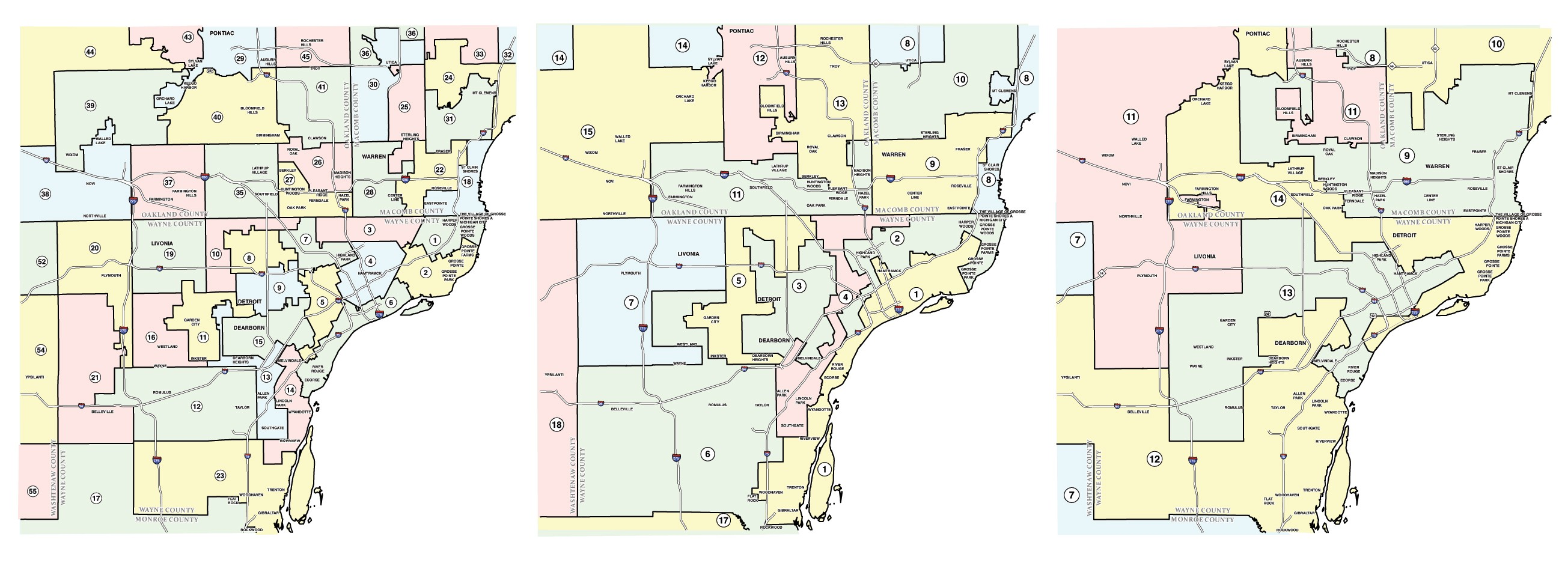 Michigan Dems may force redraw of legislative districts ahead of ...