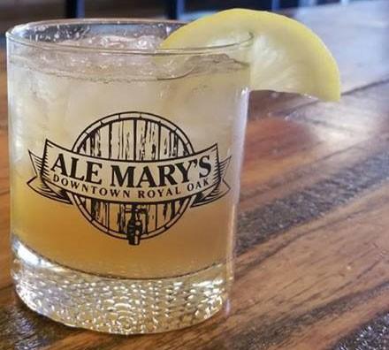 Aunt Bea's CBD Southern Tea. - COURTESY ALE MARY'S