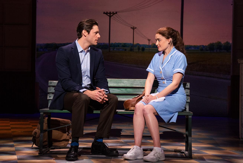 Tony Award-winning musical 'Waitress' serves a heartwarming