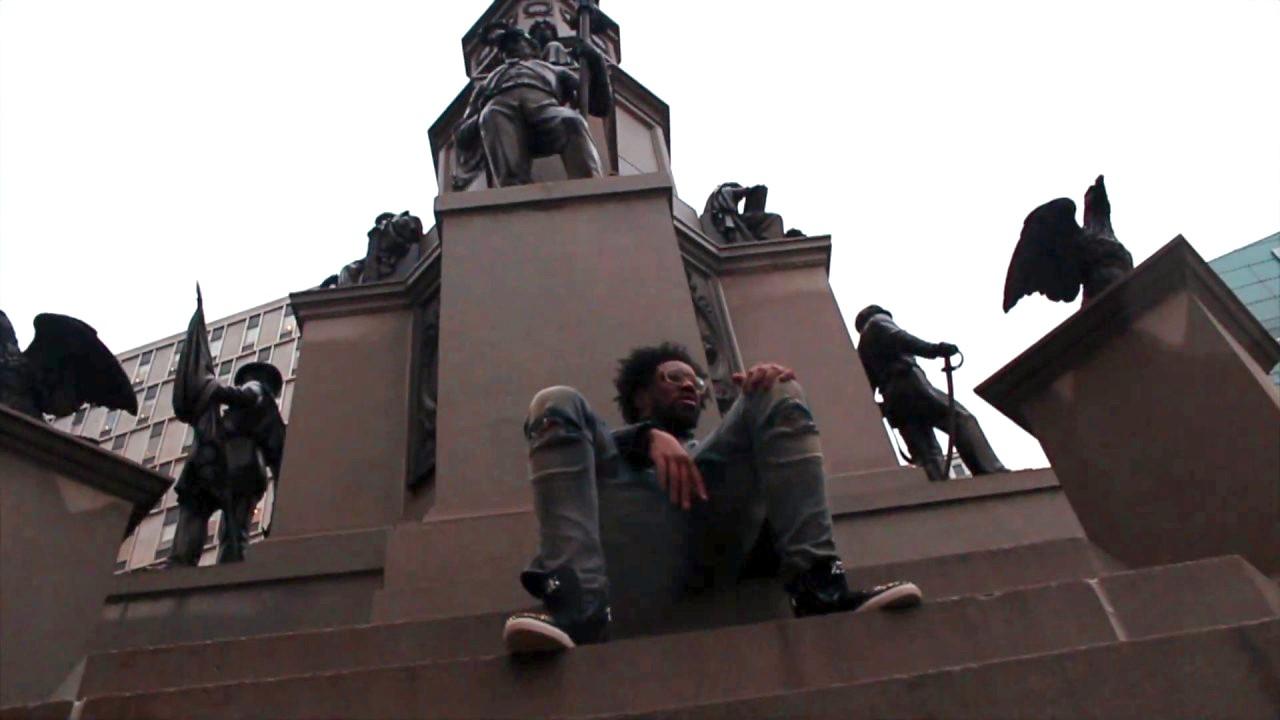 Video: Detroit rapper Nick Speed drops a boom-bap gem with 'Throw Sum'
