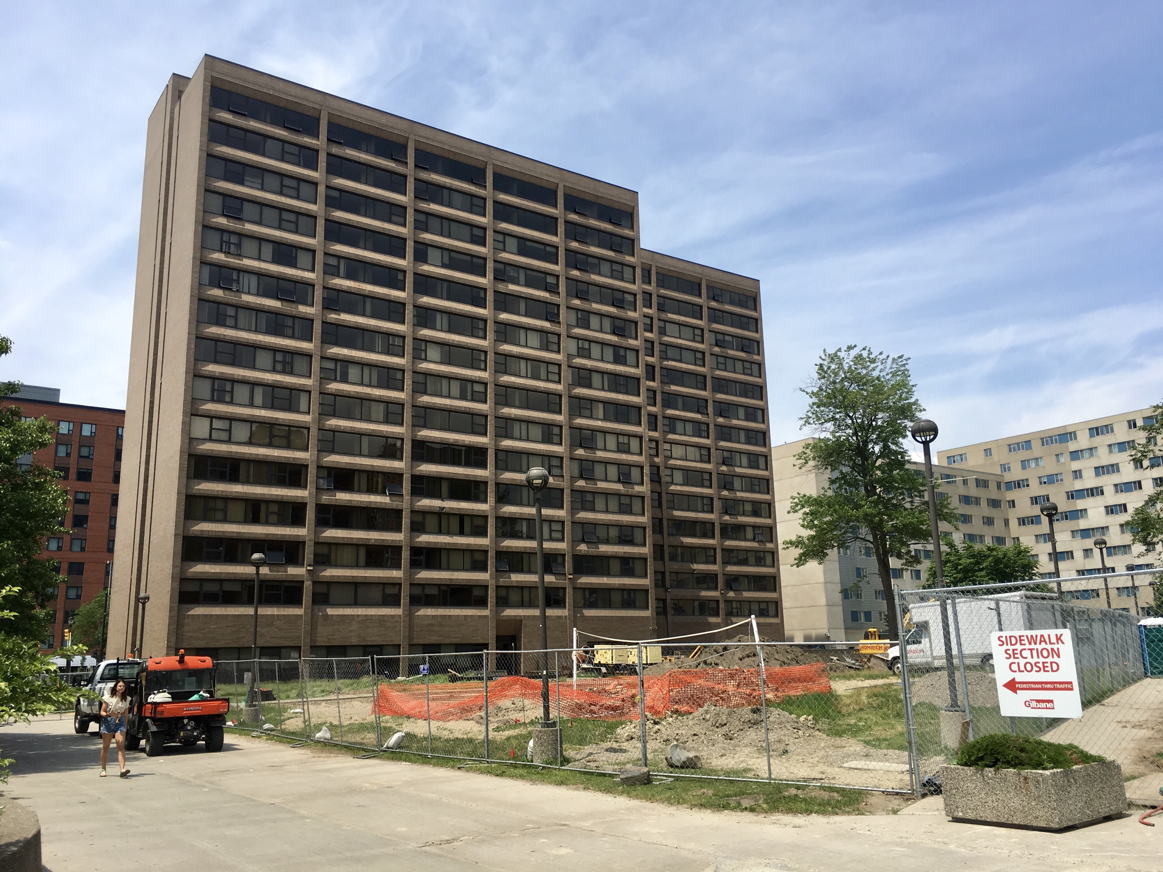 Wayne State To Demolish Problematic Helen L Deroy Apartments News Hits