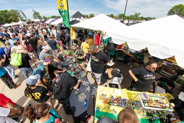 420 Events In Michigan 2020.High Times Cannabis Cup Heads To Detroit With Wu Tang Clan