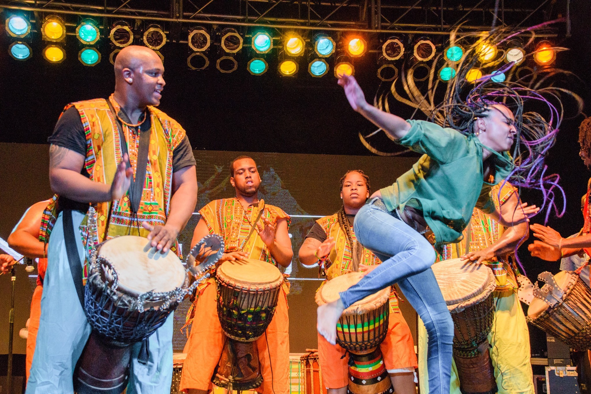 37th annual African World Festival returns to Detroit for free 3-day celebration