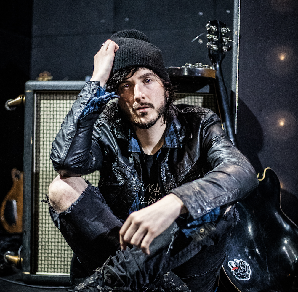 Canadian blues rocker Reignwolf heads to Detroit with long-awaited debut
