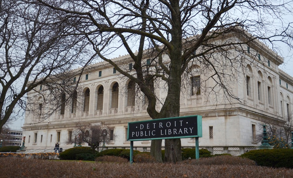 Detroit Public Library just waived all late fees | News Hits