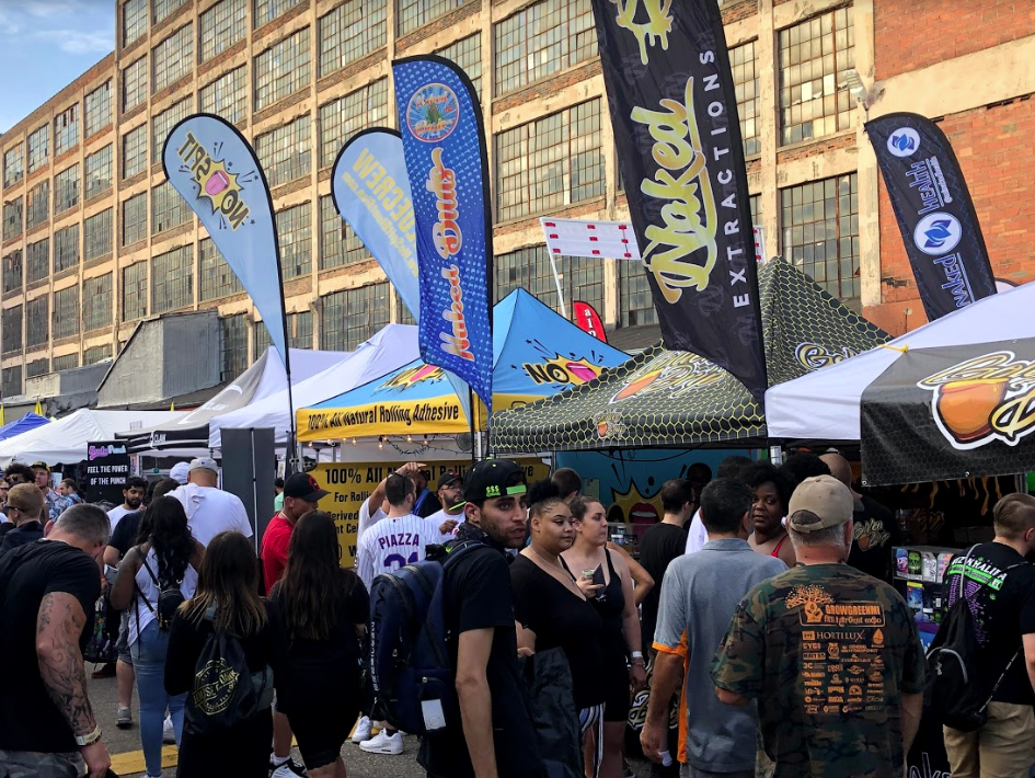 High Times' is returning to Detroit with another cannabis