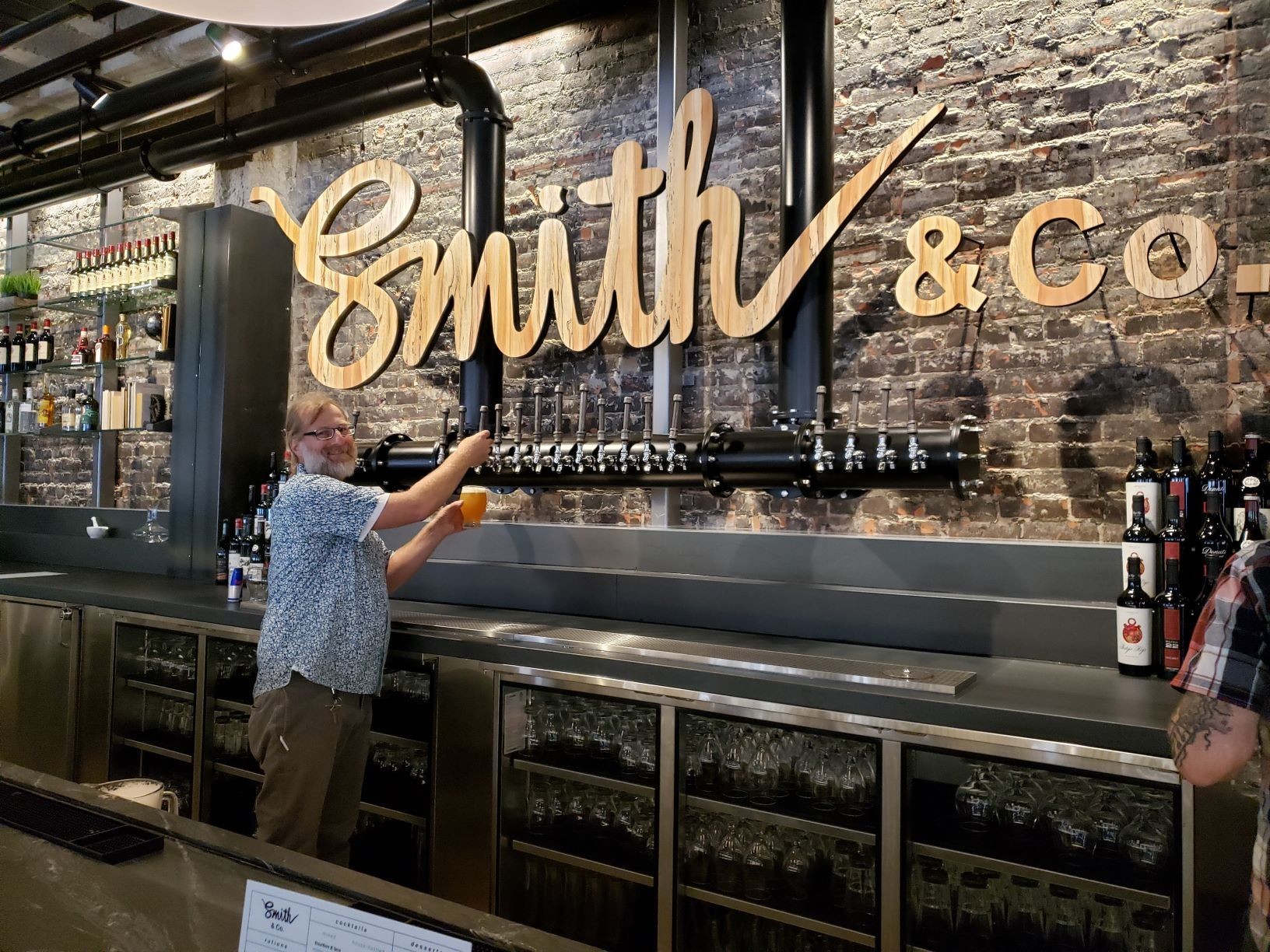 Smith & Co. is now serving in Midtown