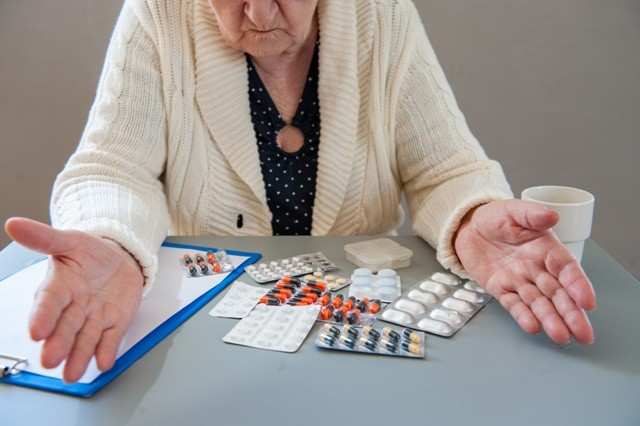 It is estimated that one in three people in Michigan is not taking prescribed medications because they can't afford it. - ADOBESTOCK