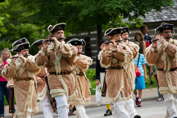 Greenfield Village's Salute to America - COURTESY PHOTO