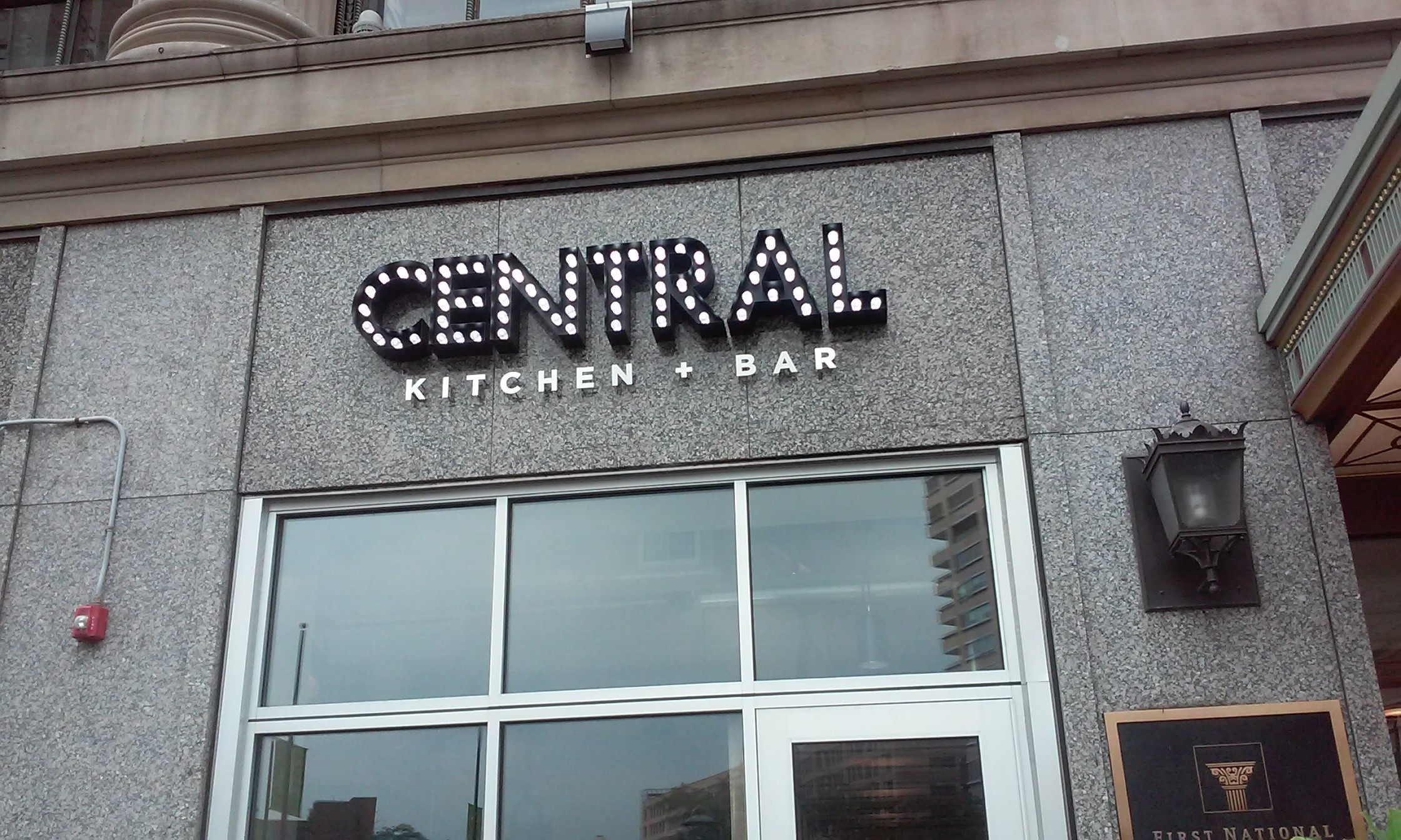 Open, open, open: Central Kitchen and Bar, Bobcat Bonnie\'s debuted ...