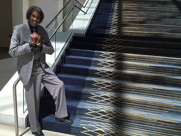 Melvin Davis, 'Detroit's Ambassador of Soul,' plays an early show at PJ's Lager House