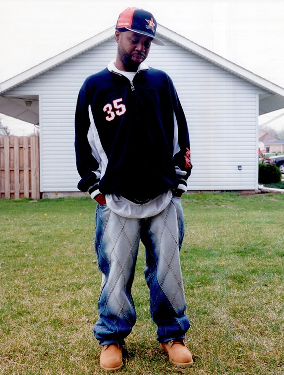 J Dilla, 2003. - B+/STONES THROW RECORDS