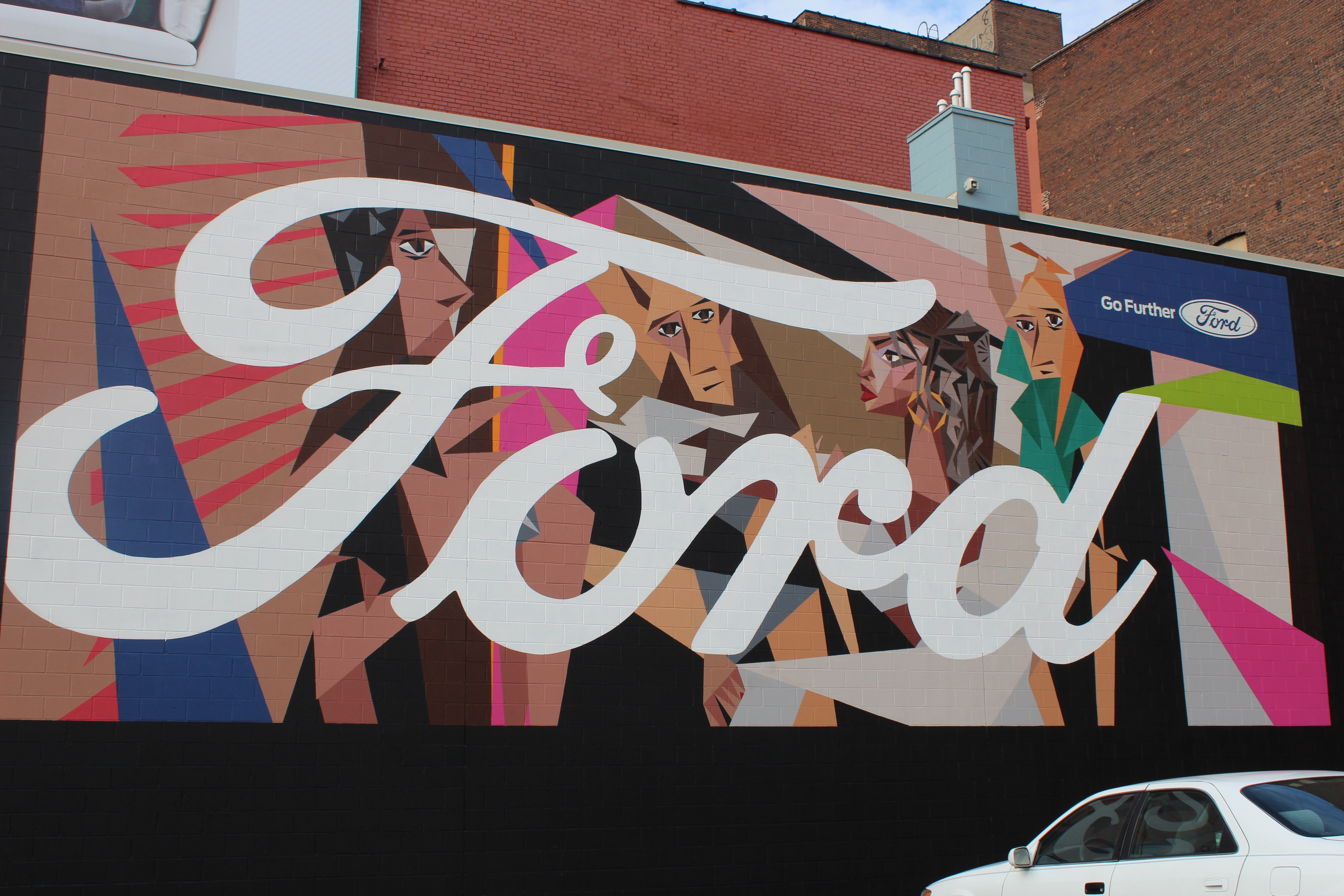 Ford Motor Company Launch New 39 By Design 39 Murals In