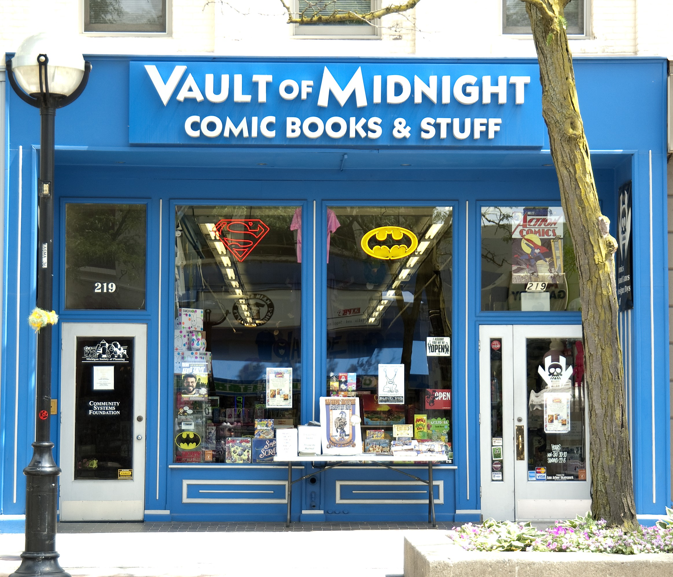 Vault of Midnight to open in downtown Detroit this spring | The Scene