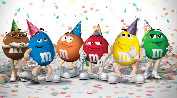 PHOTO VIA @MMSCHOCOLATE ON TWITTER