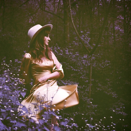 Cover art to Margo Price's debut album 'Midwest Farmer's Daughter' courtesy Third Man.