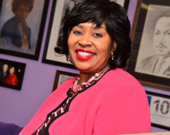Detroit City Council President Brenda Jones. - CITY OF DETROIT