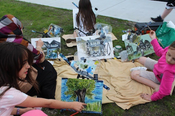 Hamtramck arts group offers kids' arts classes this summer | The Scene