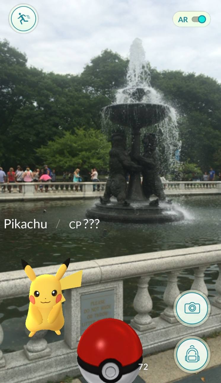 Pokemon Go takes over Detroit we mean the world The Scene