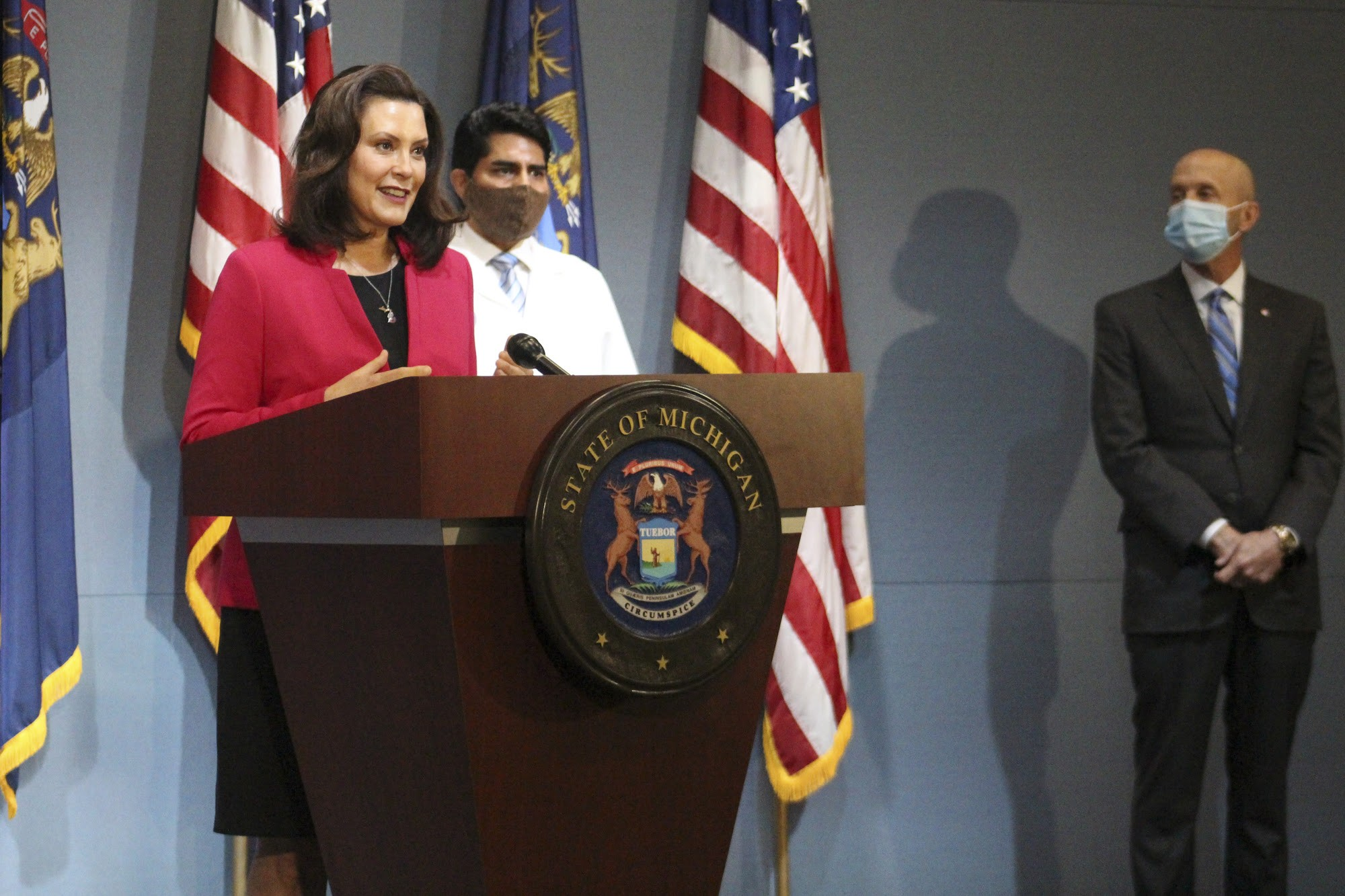 Gov. Whitmer extends stay at home order until June 12