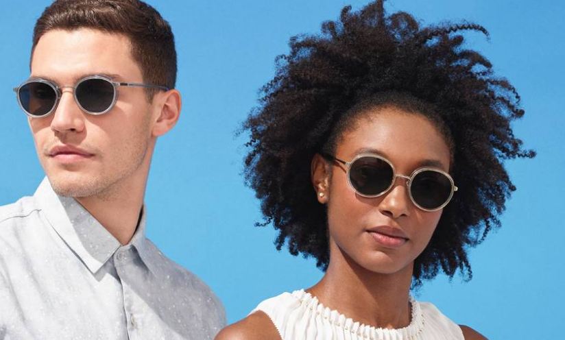SCREENSHOT FROM WARBYPARKER.COM