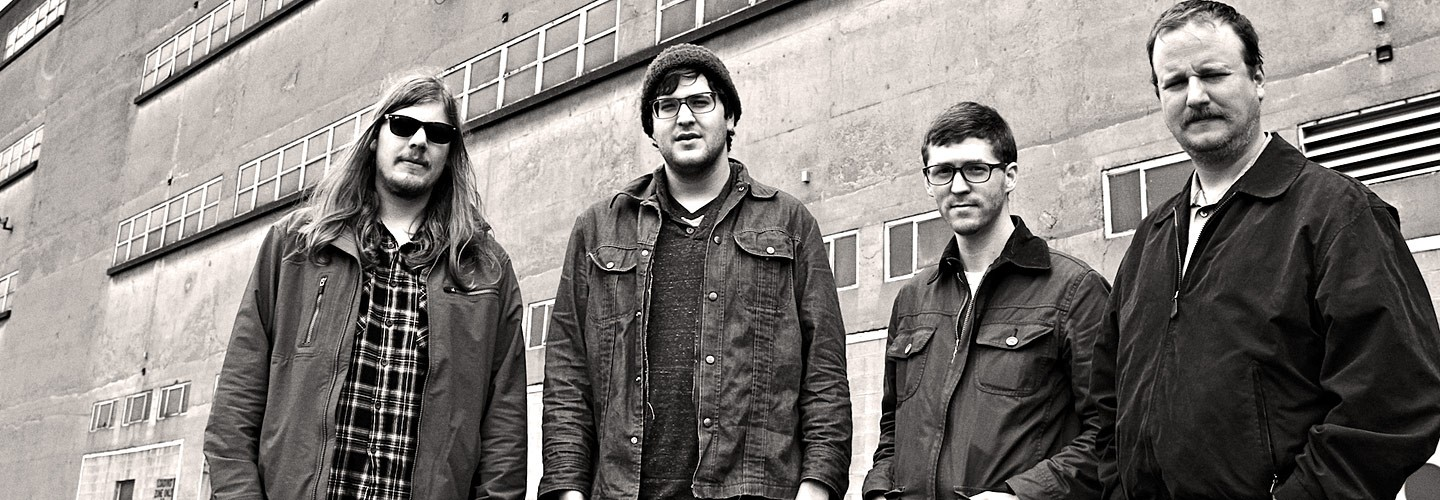 PROTOMARTYR. COURTESY PHOTO.