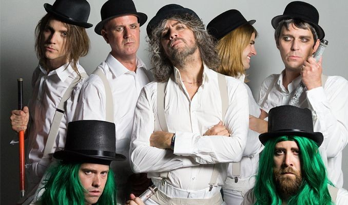 The Flaming Lips. - COURTESY OF THE ROYAL OAK MUSIC THEATRE